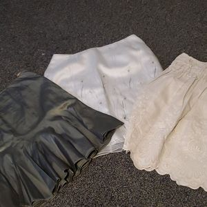 Womens size 12 skirts.